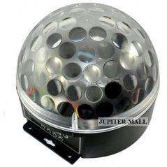 Disco Laser Crystal Magic Ball Light Player Sound