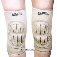 Leg Knee Joint Protection Support Bandage Guard 01