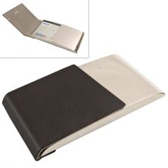 Credit Business Card Holder Pouch Case Wallet - 11