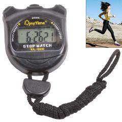 Professional Digital Quartz Timer Digital Stop Watch Alarm Clock Time Date - 11