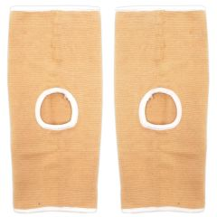 Leg Knee Muscle Joint Protection Brace Support Sports Bandage Guard Gym -12