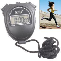 Professional Digital Quartz Timer Digital Stop Watch Alarm Clock Time Date - 13