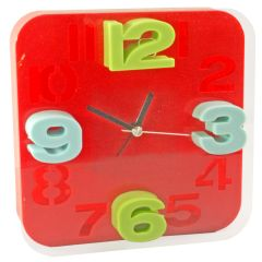 Exclusive Fashionable Table Desk Clock Watches With Alarm - 165