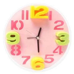 Exclusive Fashionable Table Desk Clock Watches With Alarm - 166