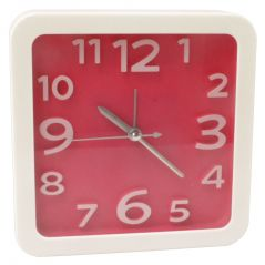Exclusive Fashionable Table Desk Clock Watches With Alarm - 196