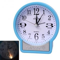 Exclusive Fashionable Table Wall Desk Clock Watches with Alarm Gift (code - AL CK 232)