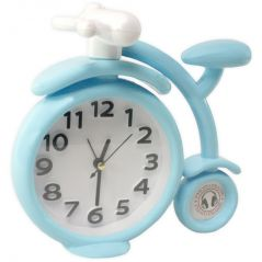 Exclusive Fashionable Table Desk Clock Watches with Alarm - 238