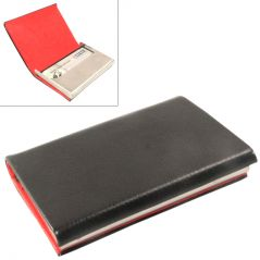 Credit Business Card Holder Pouch Case Wallet - 24