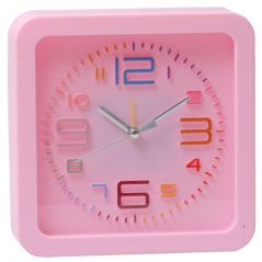 Exclusive Fashionable Table Desk Clock Watches with Alarm - 249