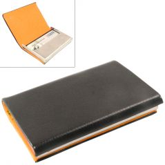 Credit Business Card Holder Pouch Case Wallet - 25