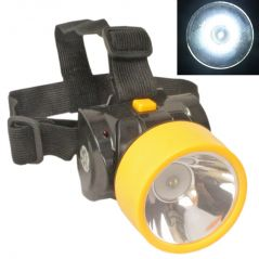 Rechargeable 1 BIG LED Headlamp Headlight FlashLight Head lamp light Torch - 29