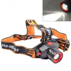 Torches and flashlights - ZOOMABLE CREE LED 1800Lm Headlamp Headlight Head lamp light Torch Flashlight - 30
