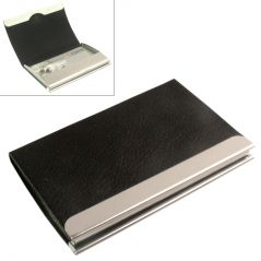 Credit Business Card Holder Pouch Case Wallet - 34