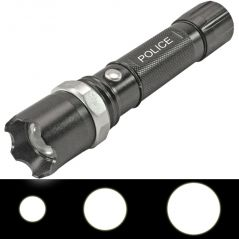 3 Mode CREE Rechargeable LED Waterproof Flashlight Flash Light Torch - 43