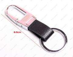 STAINLESS STEEL Keyring Keychain Key Ring Chain -47