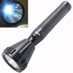 1500M BRITELITE Rechargeable LED Plus Flash Light Torch Flashlight - 56