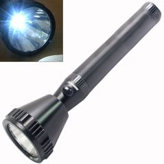 2000M BRITELITE Rechargeable LED Plus Flash Light Torch Flashlight - 58
