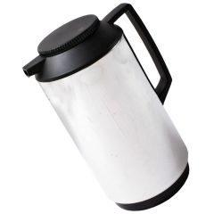 TIGER Vacuum Coffee Pot Thermos Insulated 1 LTR Hot & Cold Water Drink Jug Bottle Flask (Code - JM CF PT 01)
