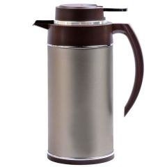 RIKA Vacuum Coffee Pot Thermos Insulated 1.6 Lt Hot & Cold Water Drink Jug Bottle Flask (Code - JM CF PT 06)
