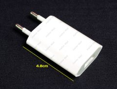 Details about  USB round pin power adapter charger for Apple iPod iPhone 2
