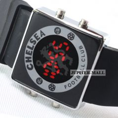Mens Gents Wrist Watch Watches Fiber Belt WARRANTY -M47