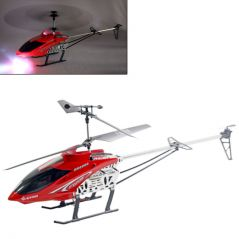 24 INCH RECHARGEABLE Remote Radio Control Helicopter RC Toys Kids Gift -R62