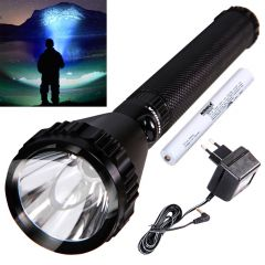 Rechargeable 400M Beam Shot LED Waterproof NISHICA Light Torch Flashlight (Code - JM TR CH 53)