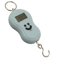 Digital Luggage Fish Hook Hanging Weight Weighing Scale (Code - JM WG SL 11)