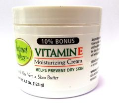 Natural Wonders Vitamin E Moisturizing Cream /Aloe Vera & Shea Butter USA