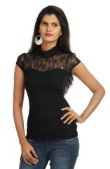 Orsay Party Sleeveless Solid Women's Top