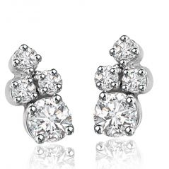 Surat Diamond Surreal Studs ER-65 ER65