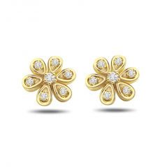 Surat Diamond Wish you were here Diamond Earrings S284