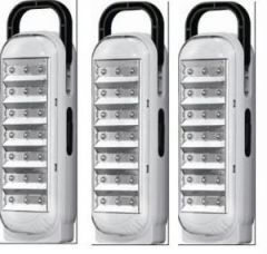 Shop or Gift DP 21 LED Emergency Light 5 Hrs Backup (Set of 3) Online.