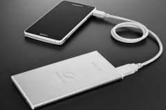 Shop or Gift OEM SONY Cycle Energy Universal 10000 mAH USB Extended Battery Pack Power Bank Online.