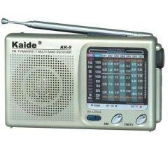 Shop or Gift Kaide Fm/am 9 Band FM Radio Online.