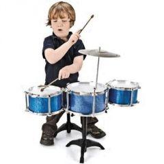 Shop or Gift Kid's 6 Piece Mini Jazz Drum Set Online.