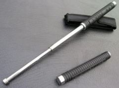 Shop or Gift Security Self Defense Telescopic Iron Baton Folding Stick Online.