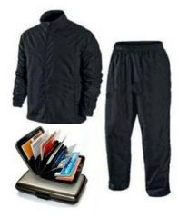 Shop or Gift Storm Breaker Complete Rain Suit With Data Secure Aluminium Wallet Online.