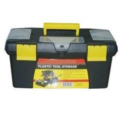 Shop or Gift Buy 1 Get 1 Free Professional 2 Layer Hardware Tool Box Tool Kit Box Online.