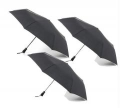 Shop or Gift Set Of 3 Umbrella Compact 3 Fold Umbrella Online.