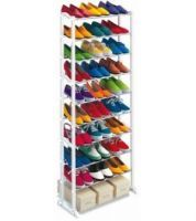 Shop or Gift Amazing Shoe Rack Portable With 10 Layer Holds Approx 30 Pairs Shoes Online.