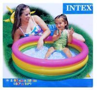 Intex Children's Swimming Water Baby Pool 3 Feet Size For 1-3 Yrs Kid