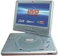Tv & Video Accessories ,  - Portable DVD Player With USB LCD Screen 9.8 Inch