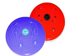 Tummy Twister Rotating Disc Platform 2 Loose Flab