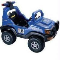 Ride On Car For Kids jJeep Style