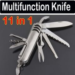 Premium Multi Functional Swiss Pocket Army Knife