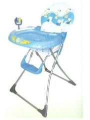 Premium Musical  Kids High Chair