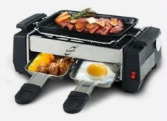 Portable Electric Barbecue Grill Stainless steel series