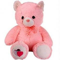30 Inch Pink Teddy Bear