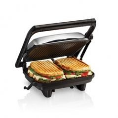 Small & large appliances - Double Size Grill Electric Sandwich Maker Non Stick